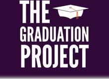 بناء مشاريع تخرج لطلاب الجامعات باقل الاسعار