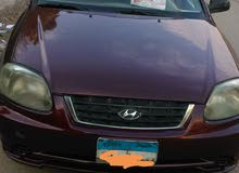 Hyundai Verna 2008 for sale in Cairo