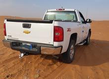Chevrolet Silverado 2012 For sale - White color