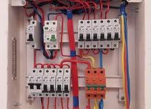 كهربائي تأسيس دور ومحلات ..تصليحات كهربائيه