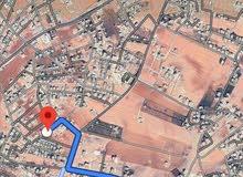 للبيع ارض 504 م شارعين في العبدليه حنو الأشقر