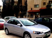 Renting Mitsubishi cars, Lancer 2016 for rent in Amman city