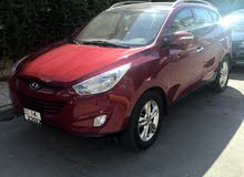 Automatic Hyundai Tucson for sale
