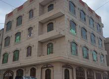 عمارة للبيع في صنعاء في سعوان 5لبن شارعين