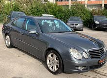 Used condition Mercedes Benz E 230 2008 with 160,000 - 169,999 km mileage