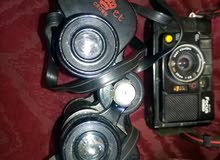 كاميرا ومنظار