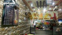 تآجير أو للبيع معدات مقهى كافتيريا.( لوى الصناعية).