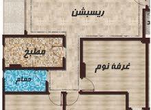 شقة145م استلام فوري بعمارة جديدة بها اسانسير وبحرى بجوار الباتيو