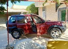Gasoline Fuel/Power   Land Rover Freelander 2000