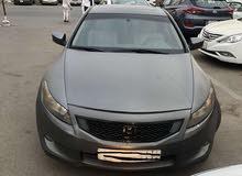 Honda Accord 2008 For sale - Grey color