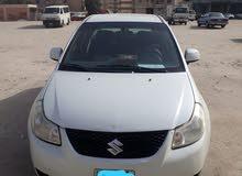 Automatic White Suzuki 2009 for sale