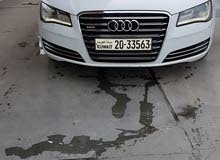Gasoline Fuel/Power   Audi A8 2013