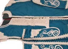 بدلة العيد زبون تام 3 قطع نص يدوي اسكندراني