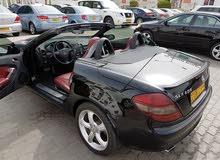 Mercedes SLK200 2001