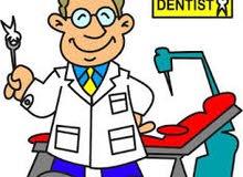 مطلوب طبيب / طبيبة أسنان