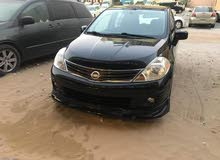 Used Nissan Tiida for sale in Ajman