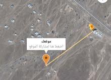 أرض 630م للبيع في صحم ديل ال عبد السلام