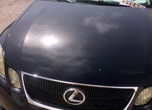 180,000 - 189,999 km mileage Lexus GS for sale