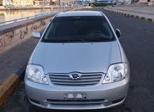 سياره كوريلا 2003 اوروبي محول وكاله
