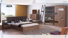 غرفة نوم تركيا تتكون من 8 قطع السعر 3100 يشمل النقل فقط داخل طرابلس