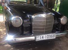سياره مرسيدس 1960   موديل E180