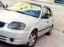 For sale Hyundai Accent car in Amman
