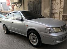 Nissan Sunny 2002 for sale in Central Governorate