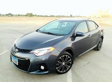 2015 Used Corolla with Automatic transmission is available for sale