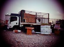 شحن الاغراض من الشارقة الى عمان