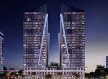 بسعر متر مميز امتلك بابراج العاصمة ( تجاري واداري وطبي وسكني فندقي ) OIA TWOERS