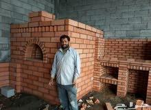 مقاولات بناء ومشبات0542367953