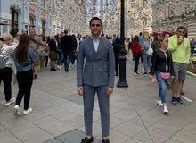 طبيب جلديه وتجميل روسي من اصل اردني يبحث عن عمل في جده