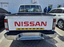 NISSAN PICKUP 2013 GCC WELL MAINTAINED