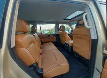 Nissan Patrol Platinum 2014 Gcc 320 Hp Top Option