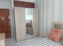 شقة مفروشة للكراء في حي راقي 2مارس متكونة