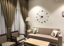 فرصة استثمارية رائعة.. للبيع شقة فخمة مفروشة ومؤجرة أمام مستشفى الملك حمد