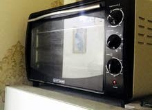 Black and Decker Electric Oven Toaster with Grill