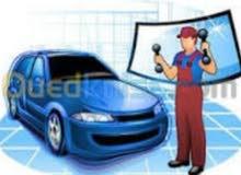 (المتميز)لبيع وتركيب زجاج السيارات بسعر جملة الجملة