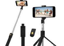 Extendable Mini Selfie Stick/Tripod Stand With Remote 19.5X3.5X4cm BLA