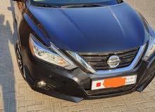 Nissan Altima 2.5SV Model 2018
