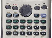 Casio FC100V calculator