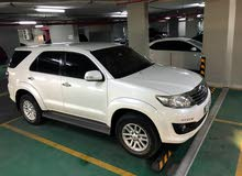 Toyota fortuner 2015 1st owner for sale excellent condition