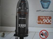 مكنسه كهربائيه النوع(DENKA)السعر60$وبيها مجال