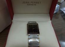 ساعه سويسري Jean Perret للبيع