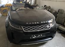 Range Rover Evoque 2021 Half Cut