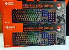 Porodo Mechanical Gaming Keyboard Available now