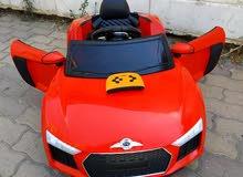 سياره للاطفال من عمر سنه لعمر 7 سنوات مع شحن توصيل