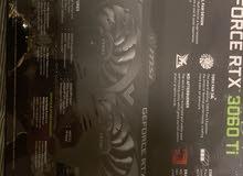 nvdia MSI GTX 3060 Ti