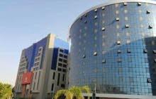 مكتب اداري للايجاربالمعادي مبني ريحانه بلازا