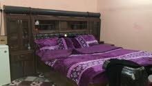 غرفة النوم للبيع بحاله جيده   شف السعر يوجد خصم لشراي
